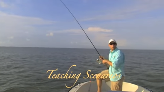 Finding _ Catching Limits of Speckled Trout